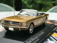 Ford Mustang Convertible 1/43