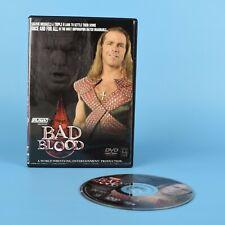 Bad Blood 2004 PPV DVD - WWE WWF WCW DVD - GUARANTEED