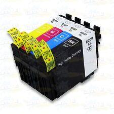 4PK 200XL Ink For Epson XP-200 XP-300 XP-310 XP-400 XP-410 WF2520 WF2530 WF-2540