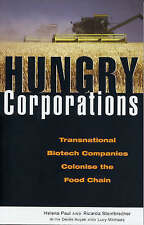 Hungry Corporations: Transnational Biotech Companies Colonise the Food-ExLibrary