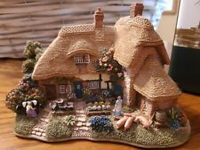 """Lilliput Lane """"The Good Life"""" Mib with deed collector special 1999/2000 L2237"""