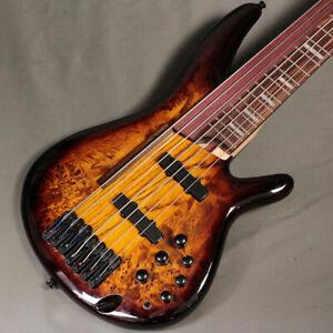 Ibanez SRAS7-DEB Ashula Bass I170110822 7 string Electric Bass Guitar USED