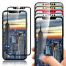 3D Curved Full Tempered Glass Coverage Film Protector For iPhone 6 6s X 7 8 Plus