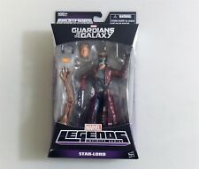ESZ613. MARVEL LEGENDS: Guardians of the Galaxy Star Lord Action Figure (2013)