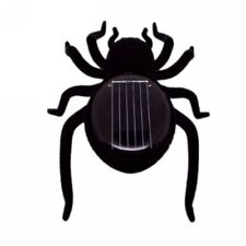 Solar Spider Tarantula Toy Educational Robot Scary Insect Gadget