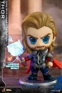 Thor Mjolnir Hammer Hot Toys Cosbaby Avengers Endgame Figure COSB577 Model Body