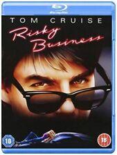 Risky Business 7321900216623 With Tom Cruise Blu-ray Region 2