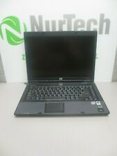 HP Compaq 8510p C2D-T7500 2.2GHz 4GB/80GB DVD/RW Linux Laptop + AC