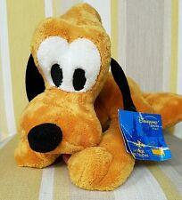 "Pluto plush soft toy new Disneyland Resort Paris BNWT 13"""