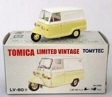 Tomytec Tomica Limited Vintage LV-60a MITSUBISHI PET LEO VAN 1 : 64