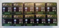 YAMAHA XV125 S VIRAGO (1997 to 2001) HIFLOFILTRO filtro dell 'Ol IO (HF145) x 10