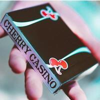 Cherry Casino Playing Cards True Black Edition V3 Deck