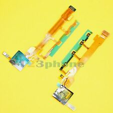 POWER + VOLUME ADJUST + MIC FLEX CABLE FOR SONY XPERIA Z L36H C6603 C6602