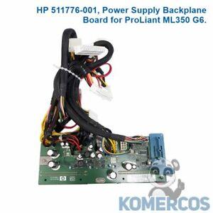 "HP 511776-001,  Power Supply Backplane Board for ProLiant ML350 G6 , ""A"""