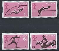Pologne N°2436/39** (MNH) 1979 - Comité olympique Polonais