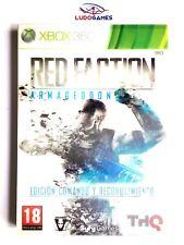 Red Faction Armageddon Comando Xbox 360 Nuevo Precintado Retro Sealed Brand New