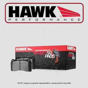 [FRONT SET] HAWK Performance Street 5.0 Disc Brake Pads [w/BREMBO] HB453B.585