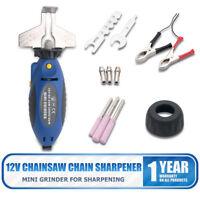 Blue Max 12-Volt Portable Electric Chain Saw Chain Sharpener