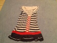 Sexy Sailor Girl Halloween Costume Lingerie Dressup Sz Large Never Naked