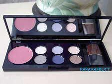 Estee Lauder Blush 6 Eyeshadow Palette FRESH PLUM BLUE SMOKE ROSE CONFETTI MOCHA