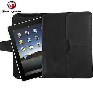 Targus Hughes Leather Portfolio Slipcase for iPad 1, iPad 2 & iPad 3 , TES010US