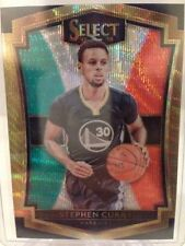 Refractor Stephen Curry Basketball Trading Cards