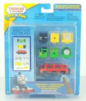 Thomas  Friends Fisher-Price Thomas The Train Take n Play Engine Construction T2