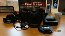 Kompaktkamera Canon PowerShot G1 X Mark II