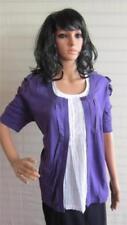 Maglie e camicie da donna bluse cotone , Taglia 44