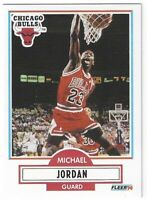 1990 Fleer Basketball Michael Jordon #26 - Buy And get graded! NRMT