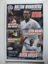 Portsmouth Away Team Premiership Football Programmes