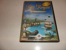 PC PORT ROYALE-ORO POTERE E CANNONI Gold Edition