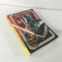 Star Wars Anakin to Darth Vader Coloring Book Unused (Not Colored In)