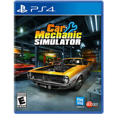 Car Mechanic Simulator PS4 [Brand New]