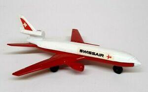 Matchbox SB13 DC-10 Airplane SWISS AIR