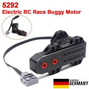Für Lego Monster Technic Technik Power Functions Motor 5292 Batteriefach + Kabel
