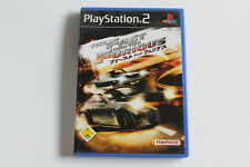 Playstation 2 PS2 Spiel The Fast and the Furious