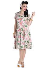 Collar Tea Dresses' Midi