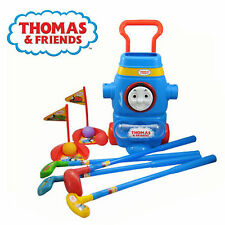 New Thomas the Tank & Friends Golf Play Set - Kids Mini Golf Buggy & Club Set