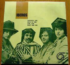 LOS IBEROS PS EP Liar, Liar + 3 (RODA RTE 2023 - PORTUGAL 1969) FREAKBEAT PSYCH