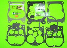 Rochester Quadrajet Carburetor Rebuild Kit w/ Brass Float & Filter 68 - 72 CHEVY