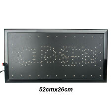 """LED Business Sign 2 Color 9.8*20.47"""" Outdoor Message Display Open/Closed"""