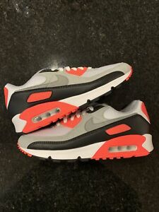 """Nike Air Max 90 2020 """"Infrared"""" CT1685-100 Size 9.5"""