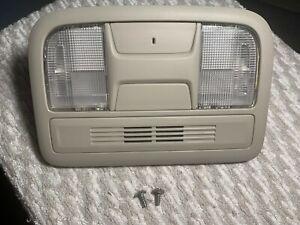2017 Honda Civic Si OEM interior dome light with mic grey