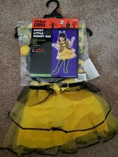 Totally Ghoul Sweet Little Honey Bee Infant / Toddler Halloween Costume 2T - 4T