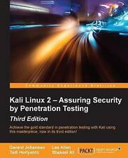 NEW Kali Linux 2 Assuring Security by Penetration Testing - Third Edition
