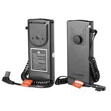 Godox CP80 Flash External Battery Pack For Canon 550EX 600EX 580EX II Speedlite