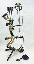 ASD Camo Pro Series Adult Archery Compound Bow High Powered ** COMPLETE PACKAGE
