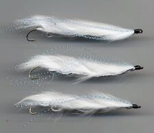 Trout Flies: Snake Flies. X 3 all size 8 hook All tied in the UK (code 200)