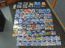 Lot of 71 Hot Wheels Cars – Long Cards, Short Cards, Action Pack & More! – New!